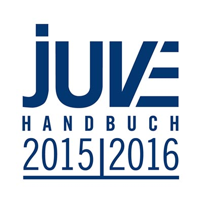 Kanzlei Dossier Juve Handbuch 2015/2016