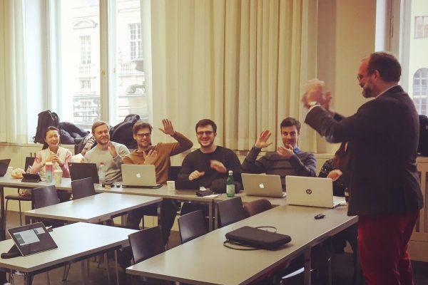 Engagement im IDR Masterprogramm an der HU Berlin