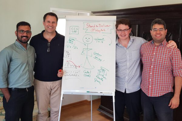 Rhetoric coachings with John Faulk