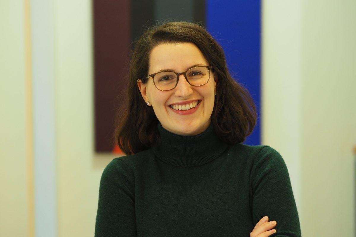 Welcome Sara Maria Kasparczyk