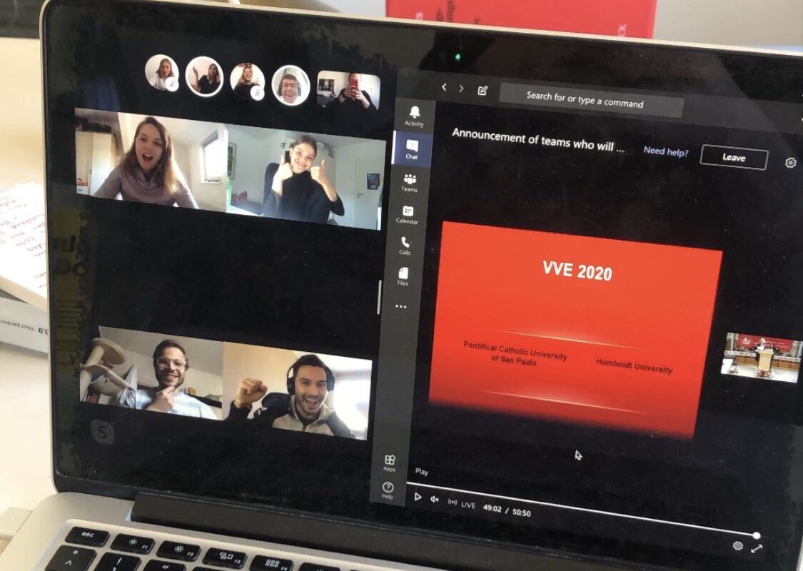 Improvise.Adapt.Overcome–The Virtual Vis Experience2020