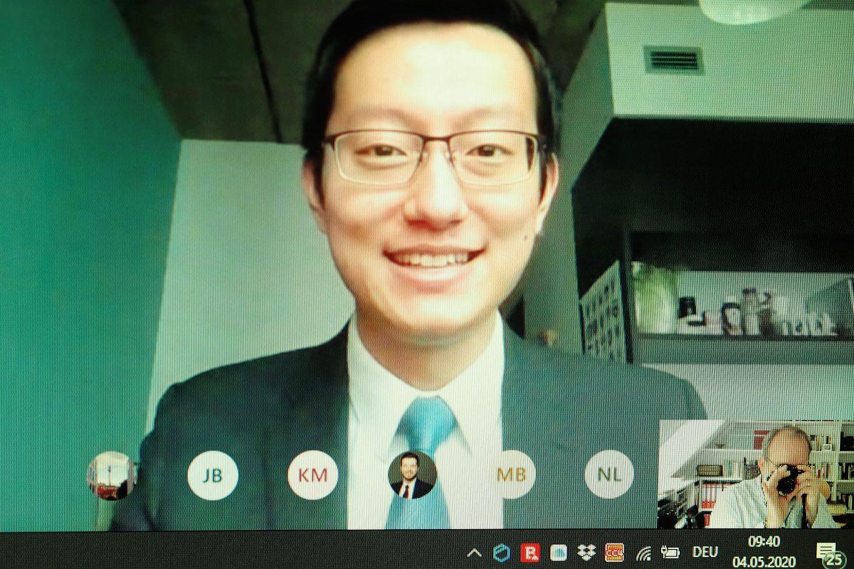 WagArb welcomes Jonathan (Zeyang) Wu