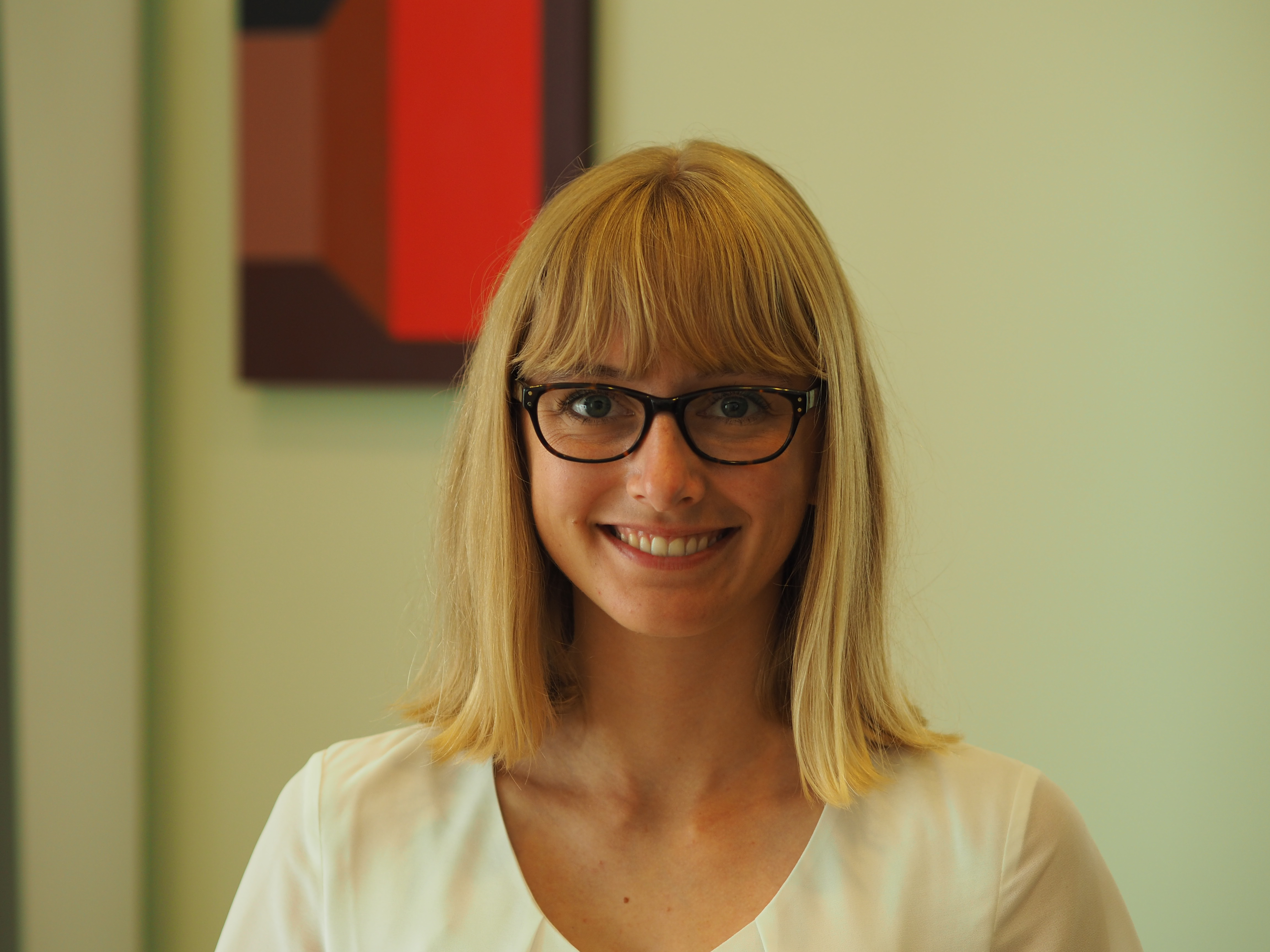 The Summer Intern: WagArb warmly welcomes Alena Rogge to the team